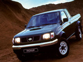 Technical specifications and fuel economy of Nissan Pick UP