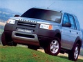 Land Rover Freelander (LN) 2.0 TD4 (112 Hp) Automatic