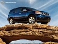 2007 Nissan Armada I (WA60, facelift 2007) - Technical Specs, Fuel consumption, Dimensions