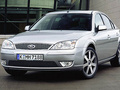 Ford Mondeo Hatchback II - Technical Specs, Fuel consumption, Dimensions