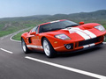 Technical specifications and fuel economy of Ford GT