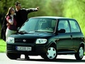1998 Daihatsu Cuore (L701) - Technical Specs, Fuel consumption, Dimensions