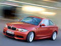BMW 1 Series Coupe (E82) - Technical Specs, Fuel consumption, Dimensions