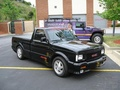 Technical specifications and fuel economy of GMC Syclone