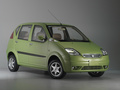 Hafei Brio - Technical Specs, Fuel consumption, Dimensions