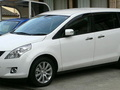 Technical specifications and fuel economy of Mazda MPV