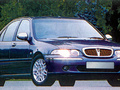 Technical specifications and fuel economy of Rover 45