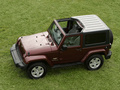 Jeep Wrangler III (JK) - Technical Specs, Fuel consumption, Dimensions