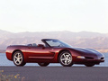 Chevrolet Corvette Convertible (YY) - Technical Specs, Fuel consumption, Dimensions