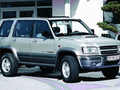 Technical specifications and fuel economy of Isuzu Trooper