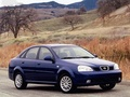 Technical specifications and fuel economy of Suzuki Forenza