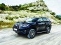 Toyota Land Cruiser Prado (150 facelift 2018) 5Door 4.0 V6 (282 Hp) 4WD Automatic