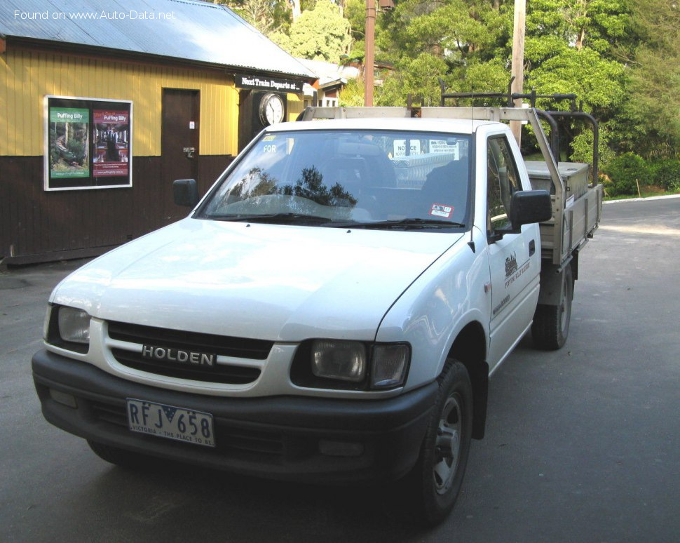 Holden Rodeo - Photo 1