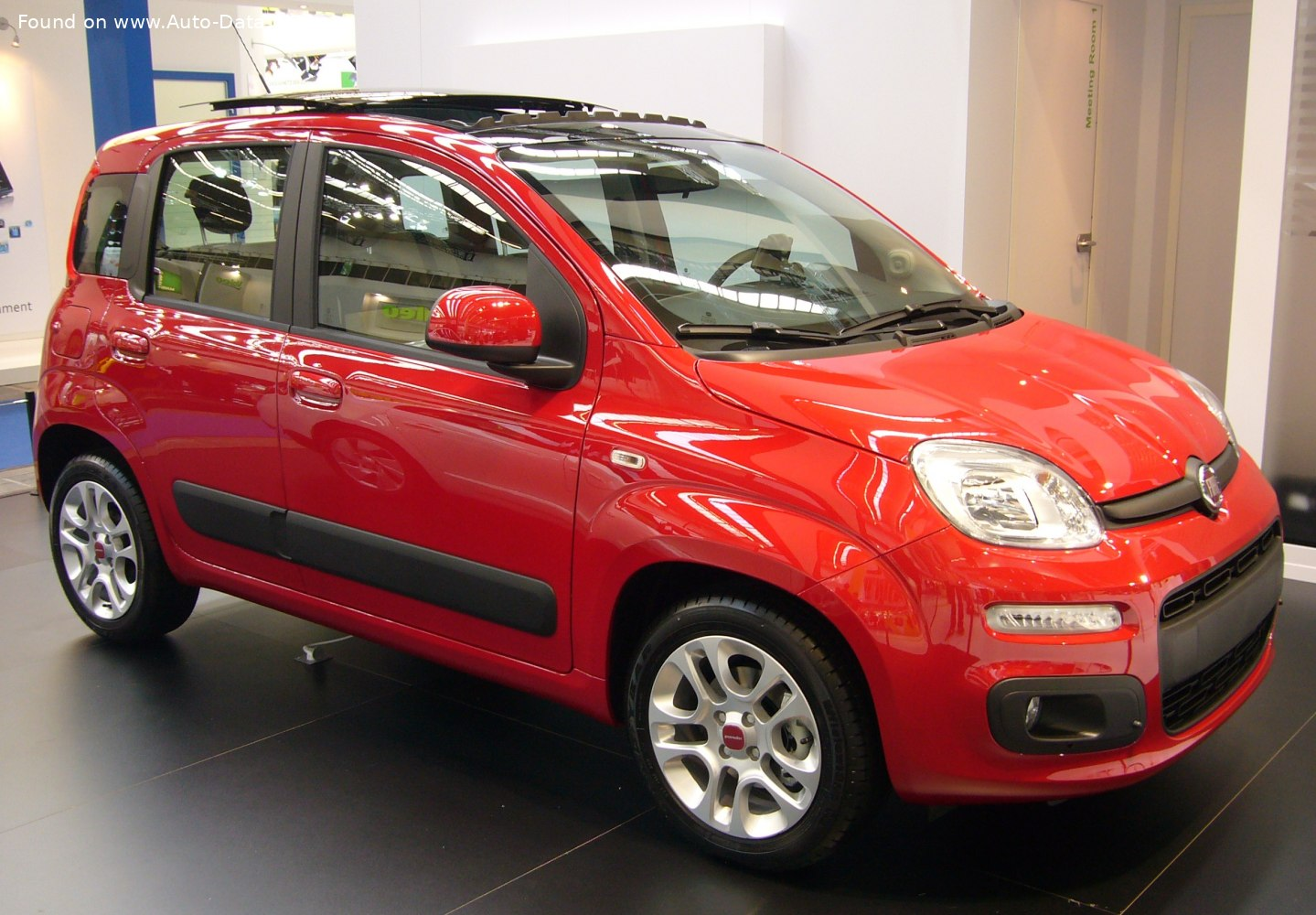 2018 Fiat Panda Iii 319 1 2 69 Hp Technical Specs Data Fuel Consumption Dimensions