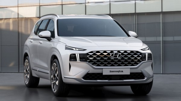 2021 Hyundai Santa Fe IV (facelift 2020) - Photo 1