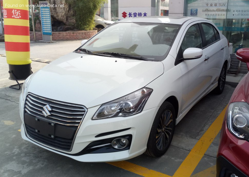 2018 Suzuki Ciaz (facelift 2018) - Photo 1