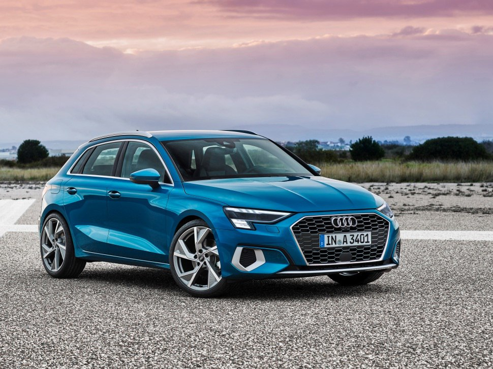2020 Audi A3 Sportback (8Y) 30 TFSI (110 Hp) MHEV S tronic ...