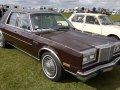 1982 Chrysler Fifth Avenue I - Tekniske data, Forbruk, Dimensjoner