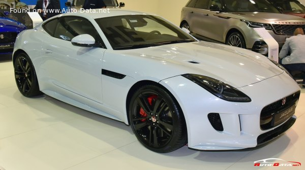 2014 Jaguar F-type Coupe - Фото 1