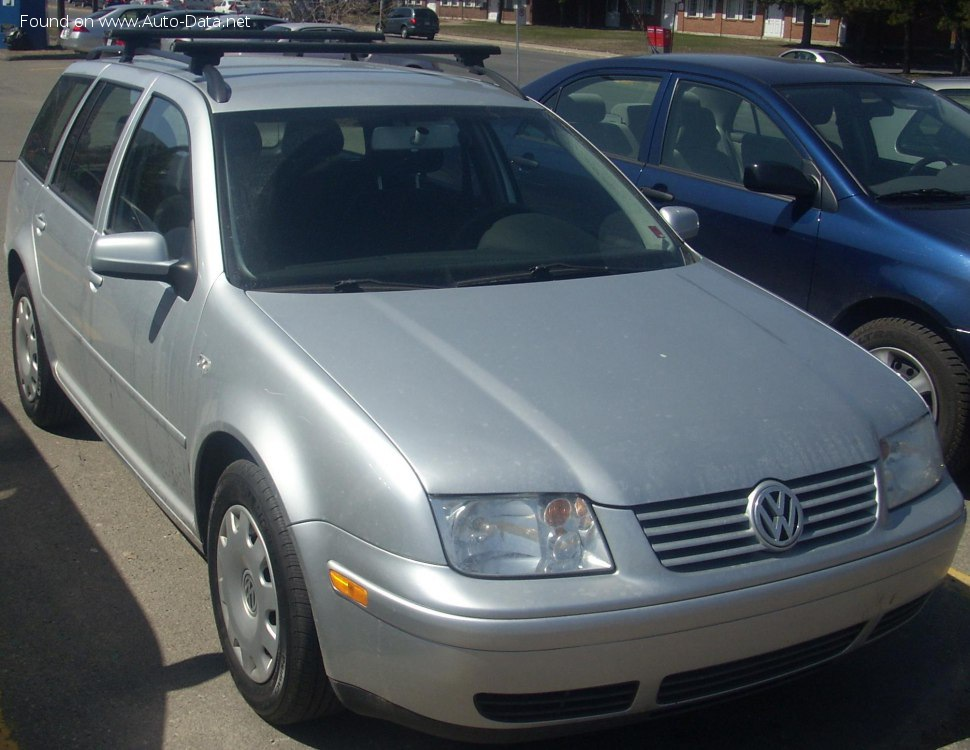 Volkswagen Jetta IV Wagon - Photo 1