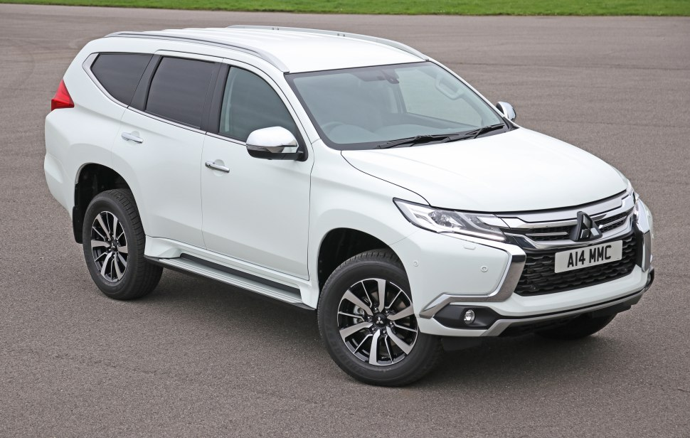 Mitsubishi Pajero   Technical Specs, Fuel consumption