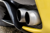 car exhaust gases are polluting the environment