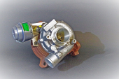 how does a turbocharger looks
